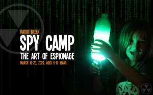 March Break Spy Camp