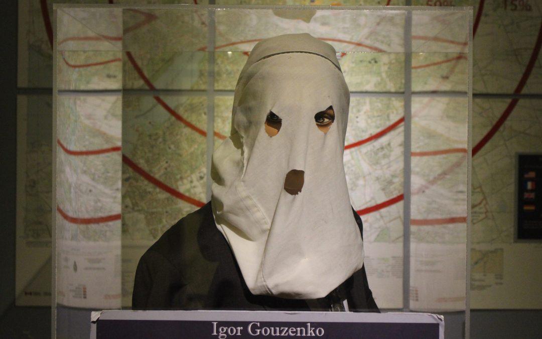 Igor Gouzenko: The Anniversary of his Defection