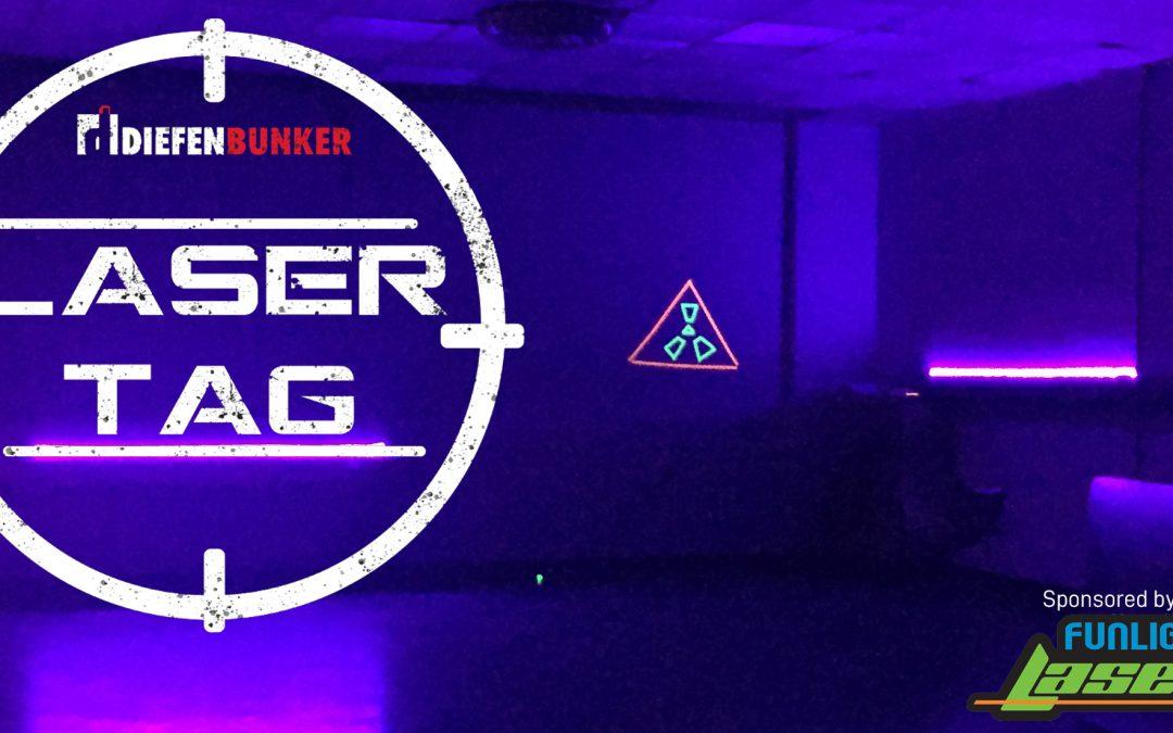 Diefenbunker Laser Tag
