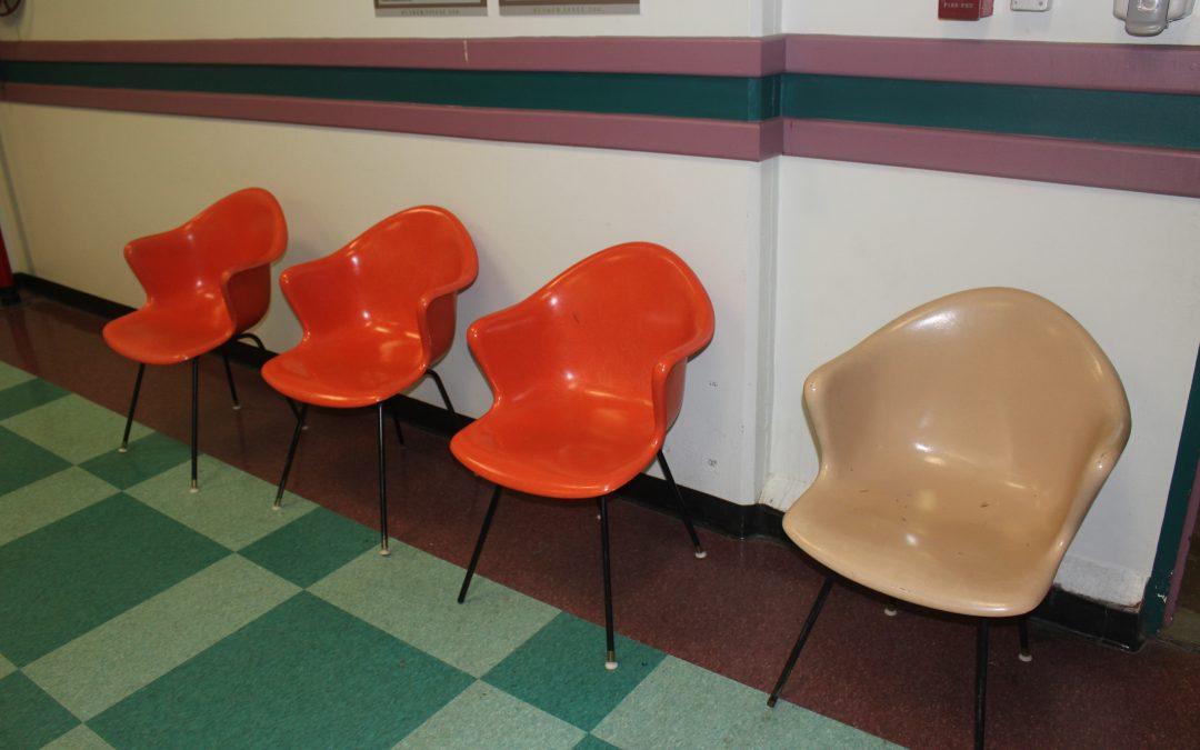 The Eames Chair