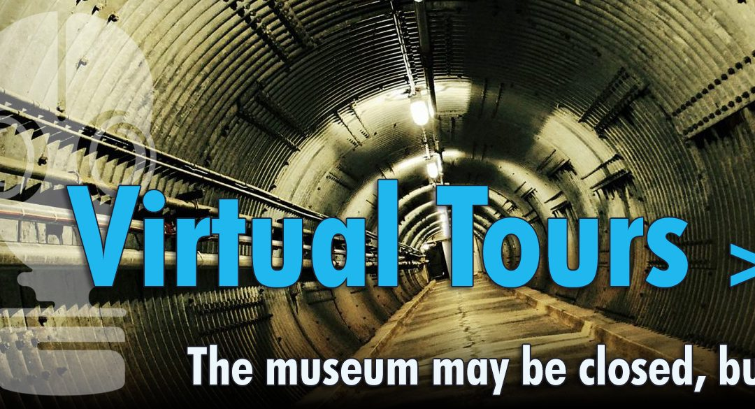 Virtual Tours - the museum may be closed but you can still explore