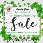 Green Sale!