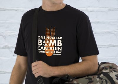 One Nuclear Bomb Shirt