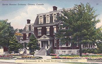 Soviet Embassy in Ottawa