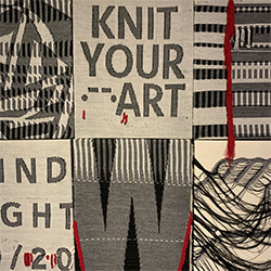 Knit your part. Knitted works by Greta Grip